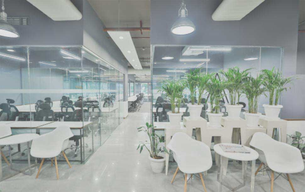 Shared Office Space in DLF Cyber City