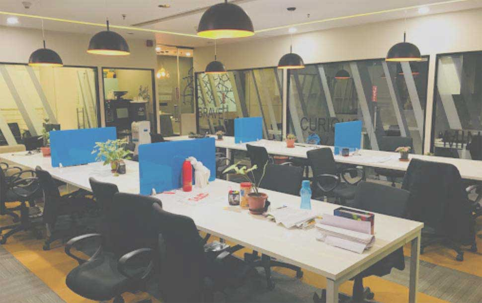 shared office space in mg road gurgaon