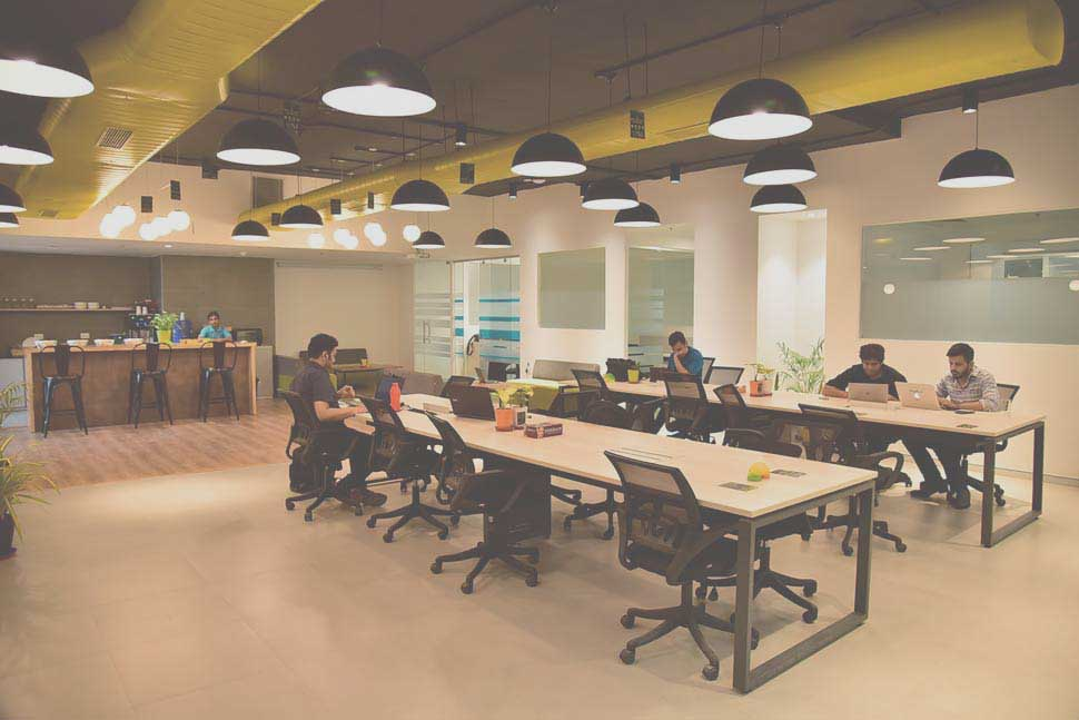 coworking space on mg road gurgaon